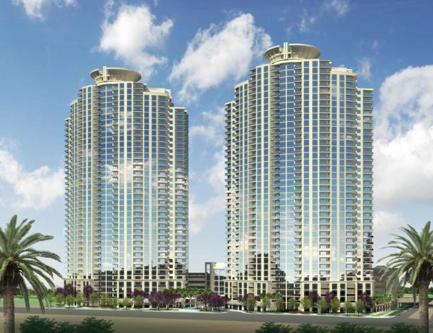 The Allure Condominiums